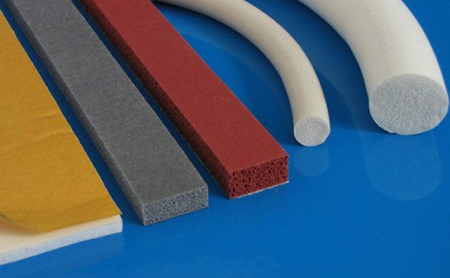 Profili e tondi silicone espanso - Yards Consulting